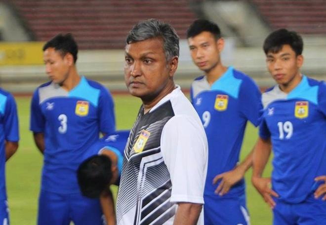 HLV tuyen Lao cong bo danh sach AFF Cup nhu ong Park Hang-seo hinh anh