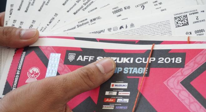 CDV Viet Nam san ve VIP xem tran ra quan tai AFF Cup hinh anh
