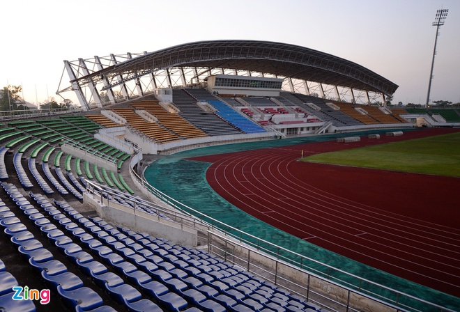CDV Viet Nam san ve VIP xem tran ra quan tai AFF Cup hinh anh 1