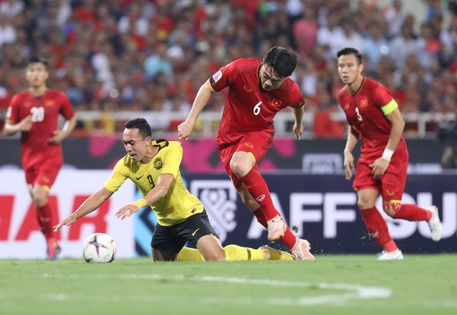 Xuan Truong: May man ghi ban khi Malaysia kiem soat tran dau hinh anh
