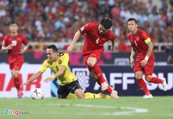 Tien dao Talaha: 'Malaysia muon gap lai Viet Nam o chung ket' hinh anh 1