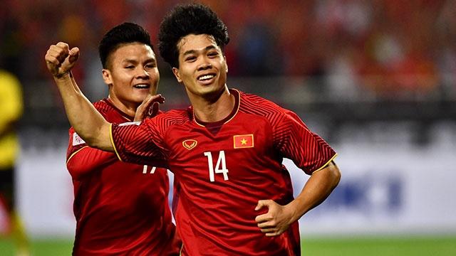 Viet Nam vs Malaysia (1-0): Cong Phuong mo ty so, CDV dot phao sang hinh anh