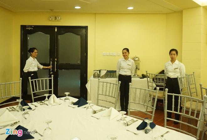 Pho bo, bun cha cho thay tro HLV Park Hang-seo o khach san Philippines hinh anh 7