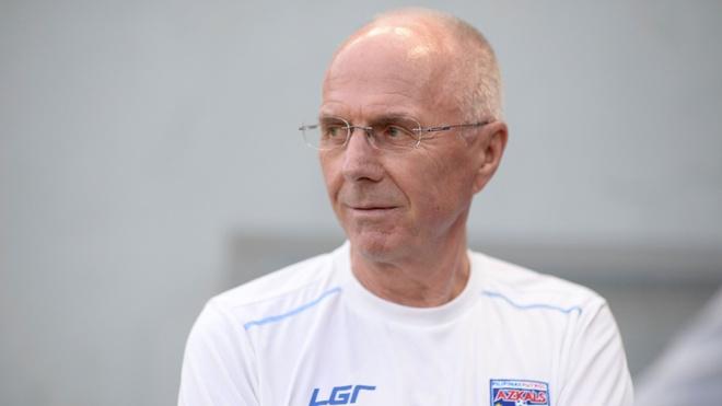 HLV Eriksson: 'Toi danh cho tuyen Viet Nam su ton trong' hinh anh