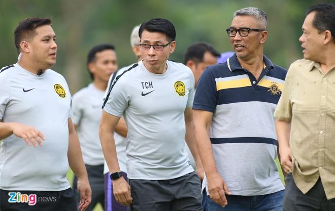 HLV Malaysia: 'Toi da co nhieu bai hoc tu tran thua Viet Nam' hinh anh 2