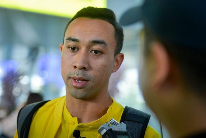 Talaha: 'Toi muon phuc thu tuyen Viet Nam sau khi thua o vong bang' hinh anh