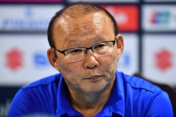 HLV Park Hang-seo: 'Chung ket AFF Cup la khoanh khac dac biet voi toi' hinh anh