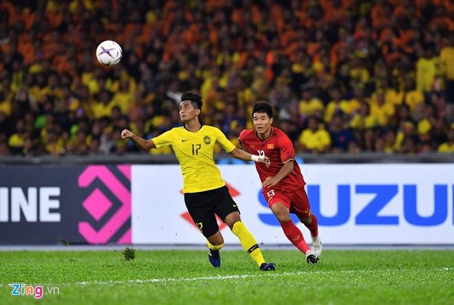 HLV Malaysia lac quan ve tran chung ket luot ve tai My Dinh hinh anh 1
