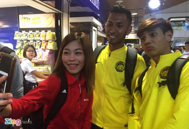 Tuyen Malaysia len duong den Ha Noi da chung ket luot ve AFF Cup hinh anh 2