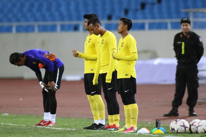 Tuyen Malaysia lan thu 2 lam quen mat co cua san My Dinh hinh anh