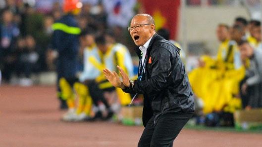 HLV Park Hang-seo cam on hoc tro vi chuc vo dich AFF Cup hinh anh