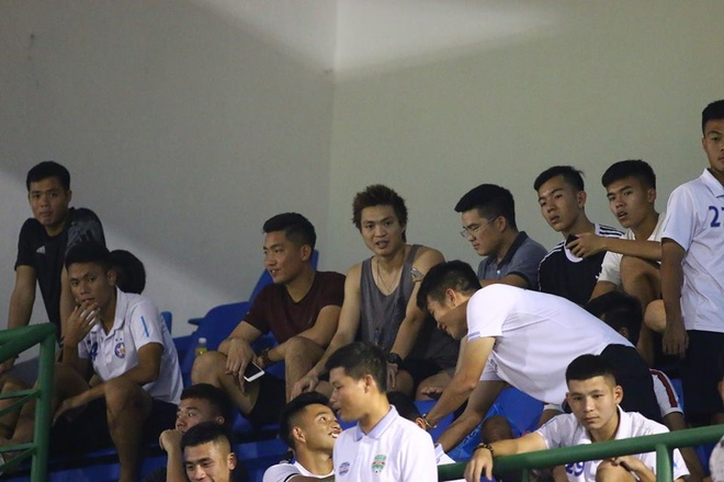 Nguyen Tuan Anh,  HAGL,  Tuan Anh,  Asian Cup,  Duong Minh Ninh,  BTV Cup,  V League 2019 anh 1