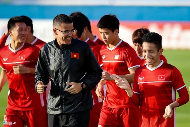 Tuyển Việt Nam đang nằm trong top 8 đội mạnh nhất tại Asian Cup 2019. Ảnh: