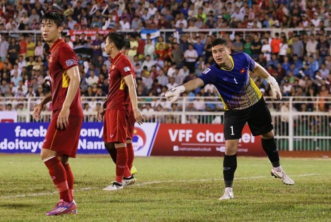 San Thong Nhat thay mat co tien ty cho U23 Viet Nam hinh anh