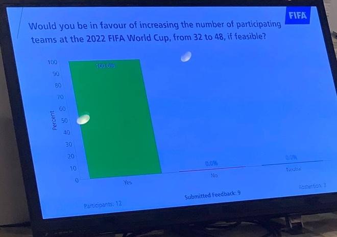 Viet Nam ung ho FIFA nang so doi du World Cup 2022 len 48 hinh anh 2
