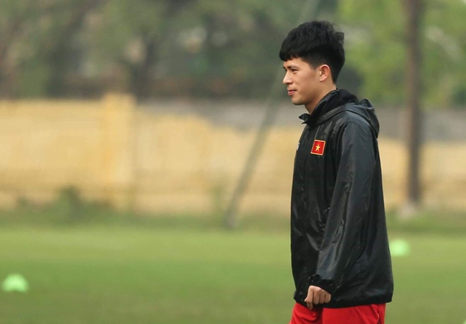 HLV Park Hang-seo loai Tien Linh, chot danh sach U23 Viet Nam hinh anh 1