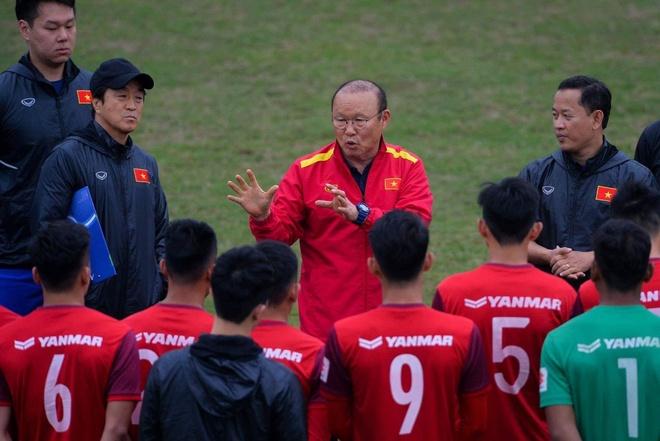 HLV Park Hang-seo loai Tien Linh, chot danh sach U23 Viet Nam hinh anh 2