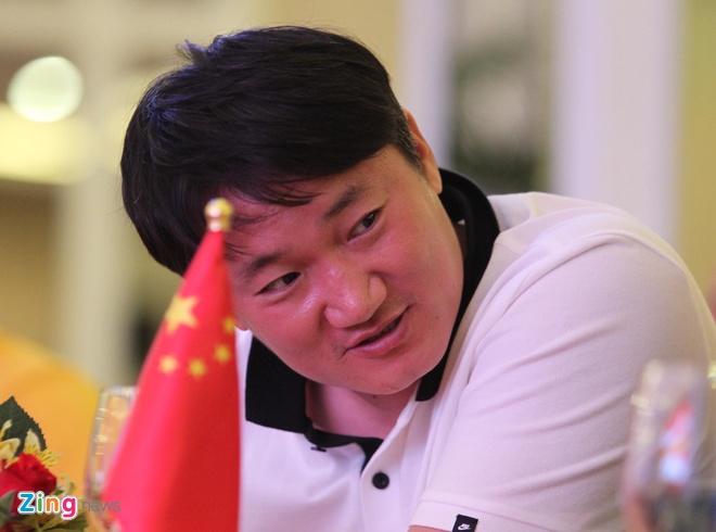U19 Trung Quoc den Viet Nam voi muc tieu gianh chuc vo dich hinh anh 1