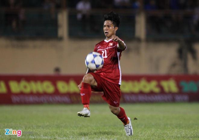 tieu cong phuong Pham Xuan Tao,  cau thu xuat sac nhat U19 quoc te,  danh sach u18 viet nam 2019 anh 2