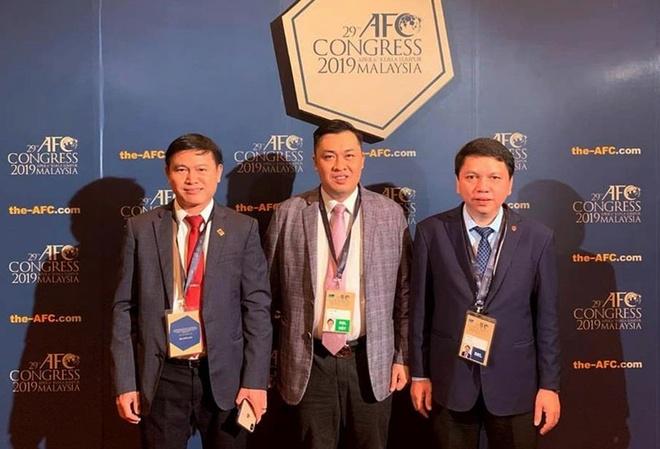 VFF lan thu 3 co dai dien trong ban thuong vu AFC hinh anh 1