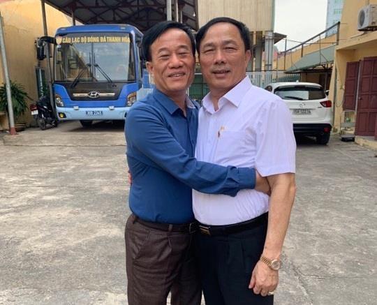 Bau De tro lai cuu CLB Thanh Hoa truoc tran gap HAGL hinh anh 2