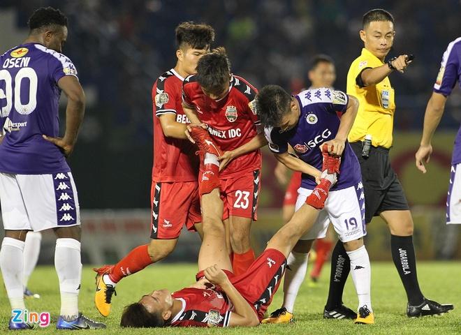 CLB Ha Noi kho duoc doi lich V.League khi xung dot quyen loi hinh anh 2