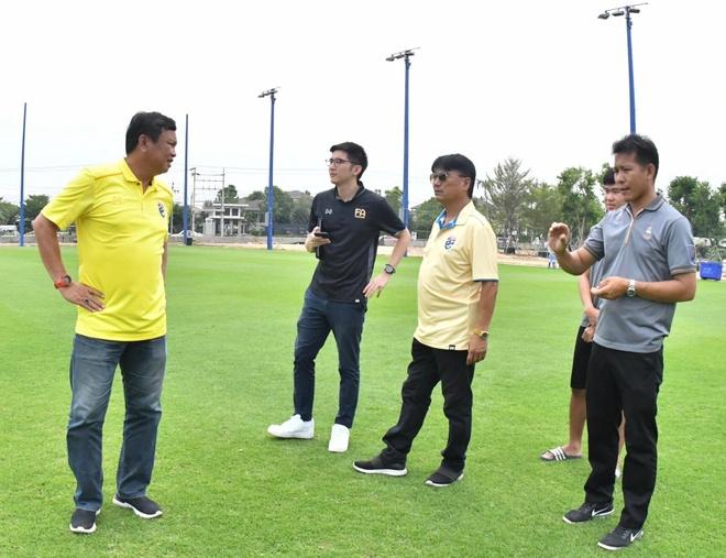 Cau thu Thai Lan co 48h de chung to xung dang du King's Cup hinh anh 1