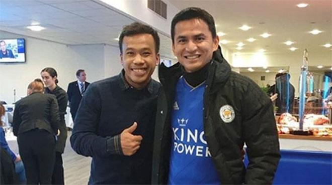 Kiatisak và Thonglao từng là nỗi ám ảnh của bóng đá Việt Nam.