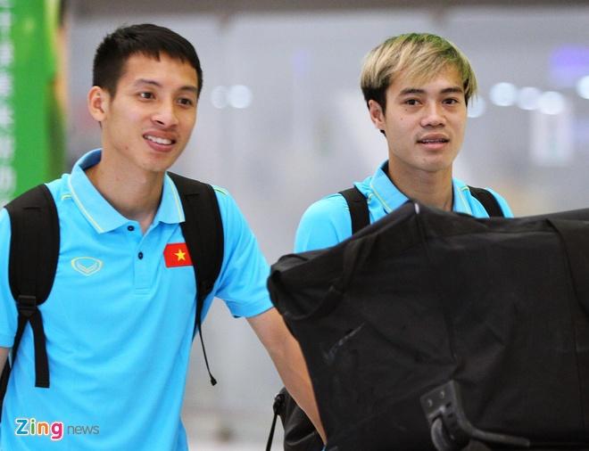 Tuyen Viet Nam co mat o Thai Lan, san sang cho King's Cup hinh anh 3