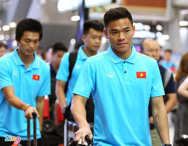 Tuyen Viet Nam co mat o Thai Lan, san sang cho King's Cup hinh anh 4
