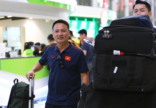 Tuyen Viet Nam co mat o Thai Lan, san sang cho King's Cup hinh anh 5
