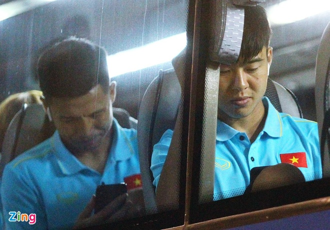 Tuyen Viet Nam co mat o Thai Lan, san sang cho King's Cup hinh anh 7