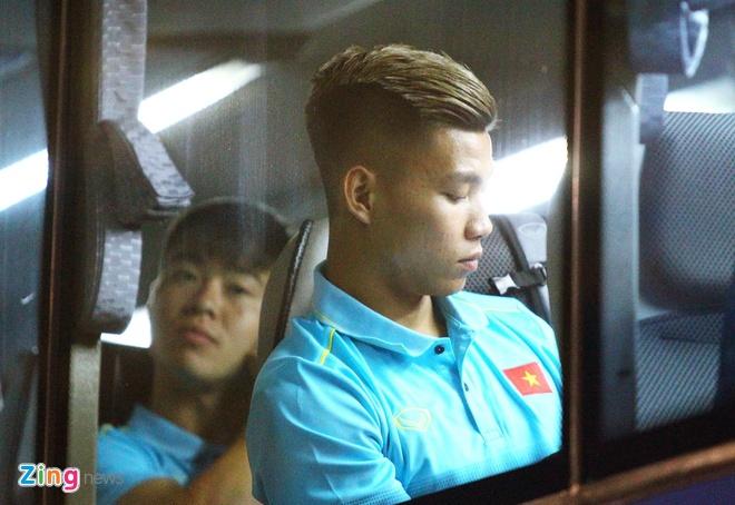 Tuyen Viet Nam co mat o Thai Lan, san sang cho King's Cup hinh anh 9