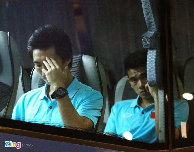 Tuyen Viet Nam co mat o Thai Lan, san sang cho King's Cup hinh anh 8