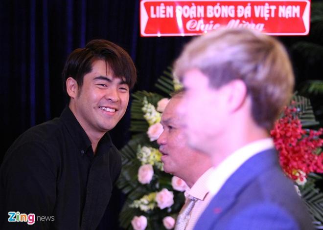 Xuan Truong va Cong Phuong bi cong ty Nhat Ban mao nhan hinh anh 2