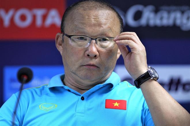 HLV Park Hang-seo goi nhieu tan binh cho tran gap Malaysia hinh anh 1