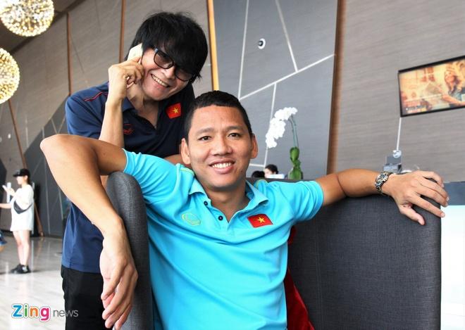 Tip.mobi tổng hợp: Anh Đức khiến ông Park lo lắng trước trận Việt Nam - Malaysia