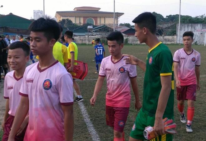 CLB Ha Noi mat suat chau A vi cho Sai Gon FC muon nham U15 hinh anh 1