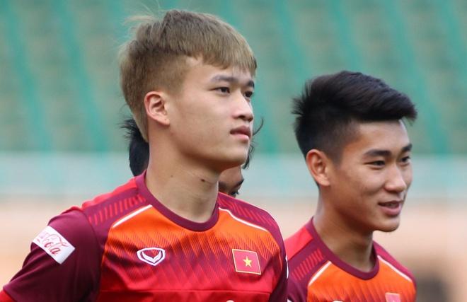 Tien ve Hoang Duc canh giac truoc Thai Lan o SEA Games 30 hinh anh