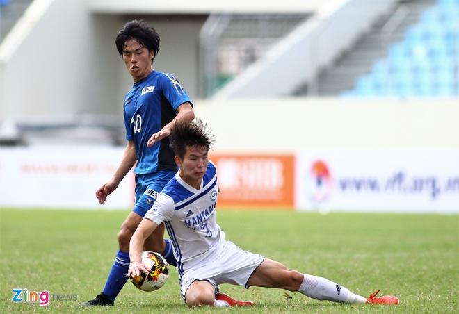 U21 Viet Nam vao chung ket voi Sinh vien Nhat Ban hinh anh 2