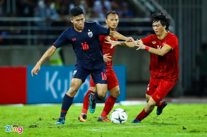 Viet Nam hon Thai Lan 20 bac tren bang xep hang moi cua FIFA hinh anh 1
