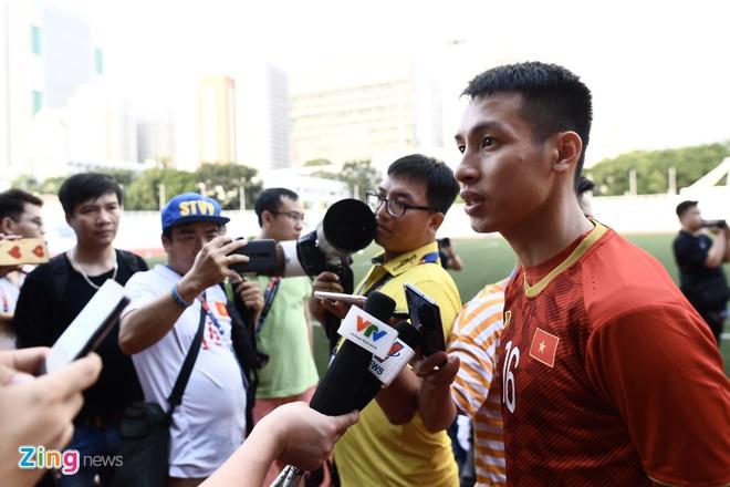 Hung Dung: 'Chung ta khong so nhung ton trong Thai Lan' hinh anh 1