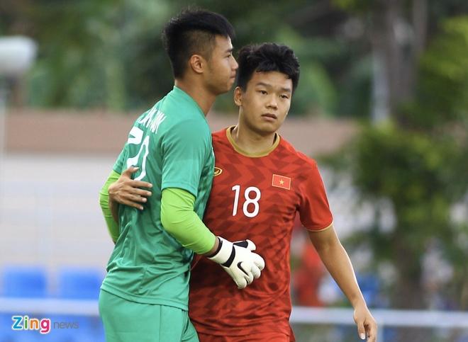 HLV Park bao tin vui ve Quang Hai sau khi loai Thai Lan hinh anh 1