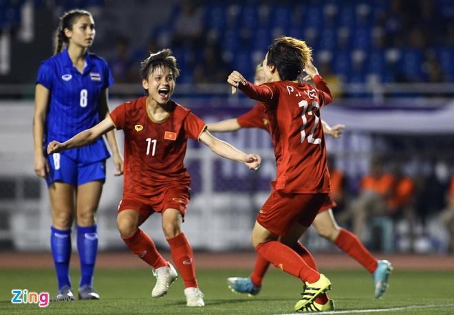 HLV Mai Duc Chung: 'Tuyen nu Viet Nam co the du World Cup' hinh anh 1