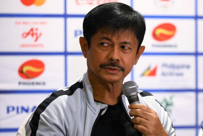 HLV Indonesia: 'Toi chuan bi nhieu phuong an de thang U22 Viet Nam' hinh anh 1