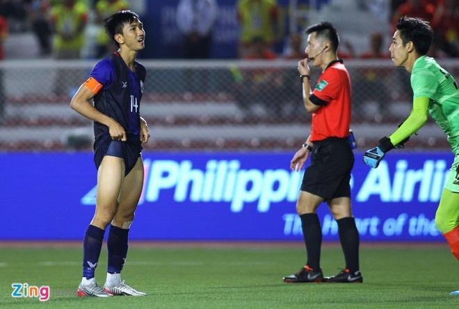 HLV Myanmar: 'Chung toi moi la nguoi chien thang SEA Games'' hinh anh 1