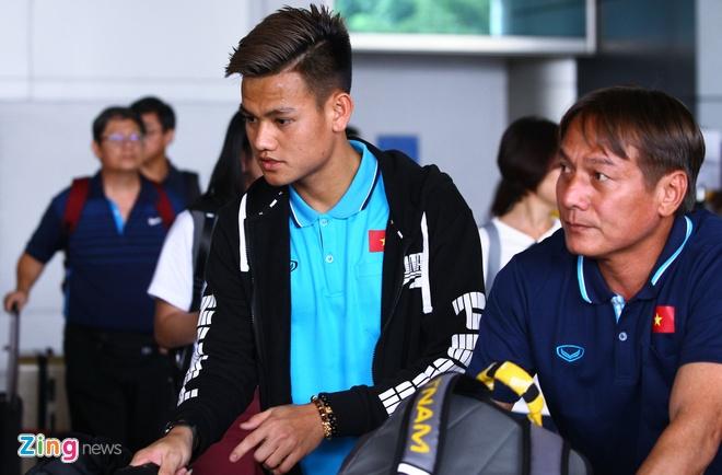 HLV Park Hang-seo cho U23 Viet Nam xa trai 3 ngay hinh anh 1 THIN9429_Quang_Thinh_zing.JPG