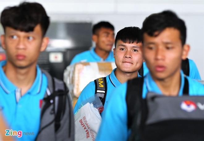 HLV Park Hang-seo cho U23 Viet Nam xa trai 3 ngay hinh anh 2 U23_VN_TSN_QT_9_Zing.jpg