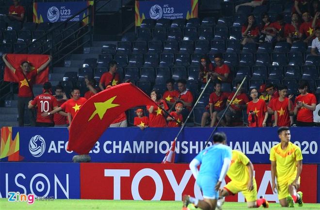 AFC khuyen cao doanh nghiep va CDV Viet Nam o U23 chau A hinh anh 1 THIN9097_zing.JPG