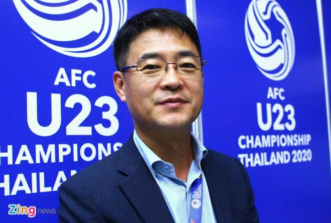 AFC khong lo U23 Viet Nam se bi loai vi cac doi thieu nhiet huyet hinh anh 2 shin_man_gil_zing.jpg